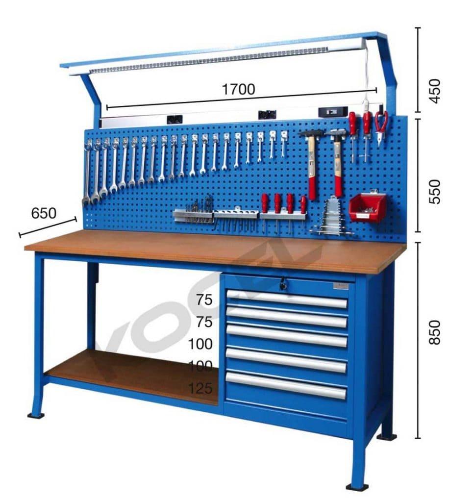 Furniture School Lab Equipment's