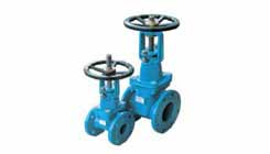 Gate Valves - Sewage