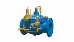 Wastewater Speciality Control valves