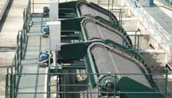 Wastewater Pretreatment Systems-Screens & Screen Handling Equipments