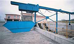 Wastewater Pretreatment Grab Type Screens