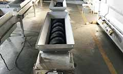 Wastewater Conveyors