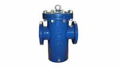 Strainers for Wastewater
