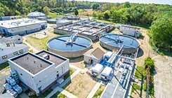 Water Treatment Municipal Waste Water Treatment