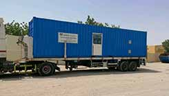 Containerized Treatment Plant (CTP)