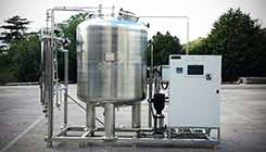 Domestic Water Treatment Disinfection System