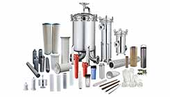 Water Treatment Filtration Materials