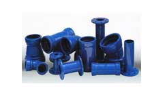 DI Pipes & Fittings