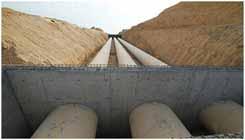 Water Transmission - High Pressure Line